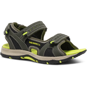 Merrell Panther 2.0 Sandals Kids, olive